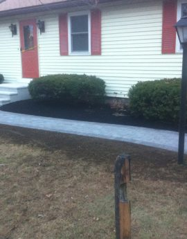 Replaced Steps and Walkway