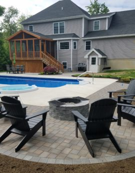 Bow Pool Patio Expation