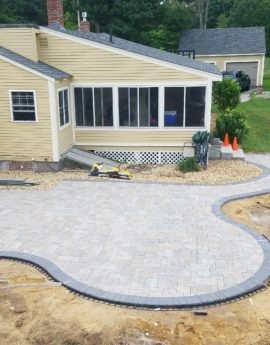 Ledgestone Patio